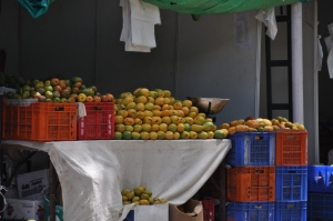Mangoes or mangos in Bangalore