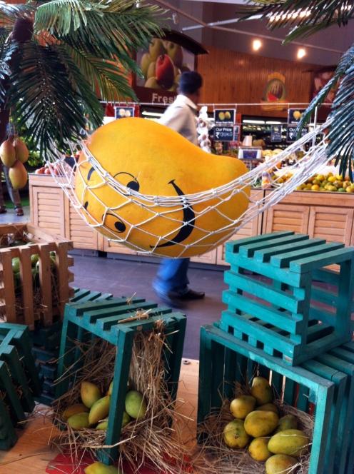 Hypercity mango