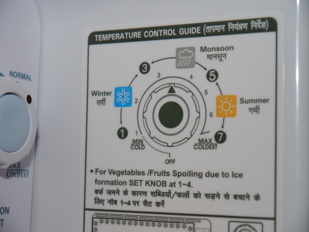 monsoon fridge