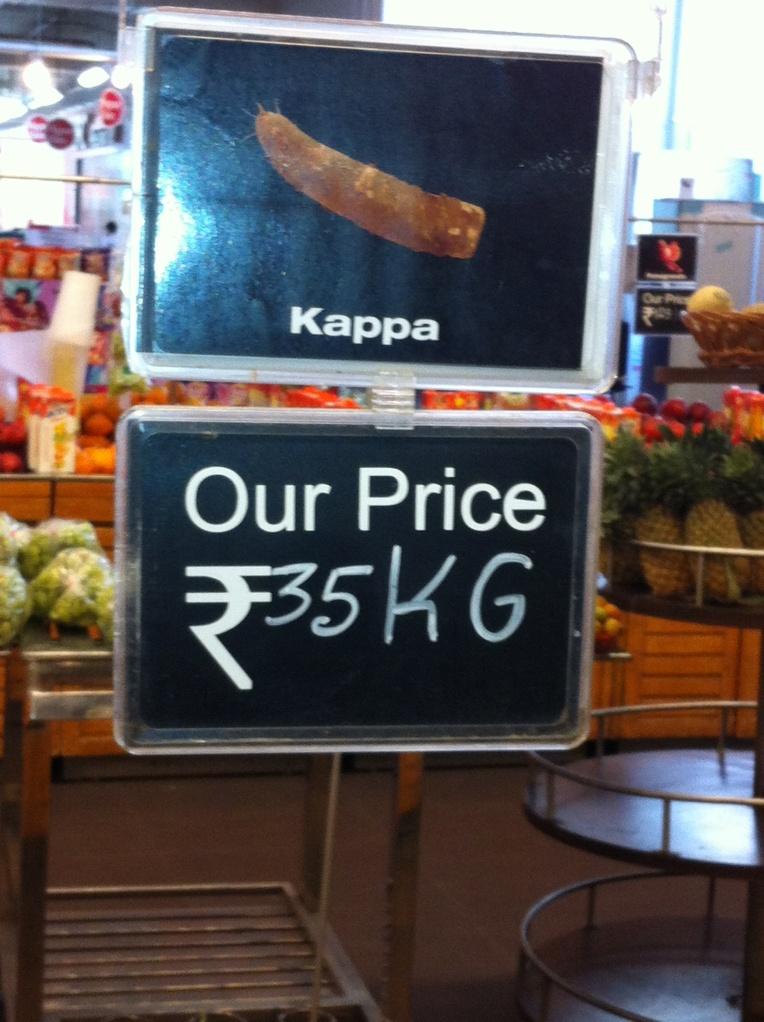 kappa price