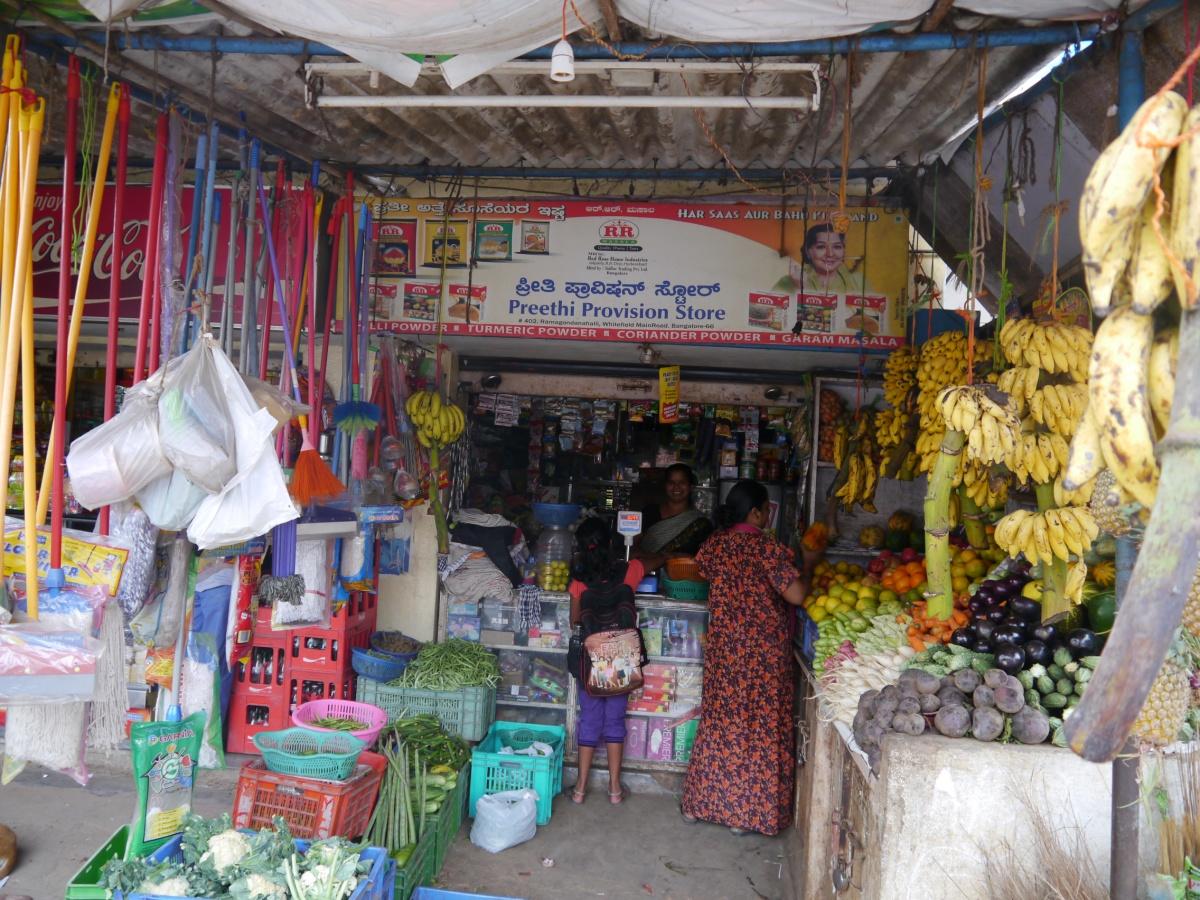 Ramagondanahalli shops - part 1