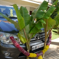 Dussehra - part 1 - the car