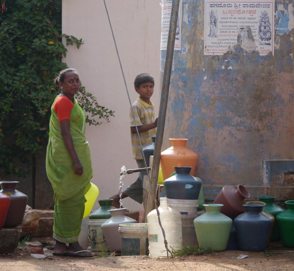 Water Ramagondanahalli