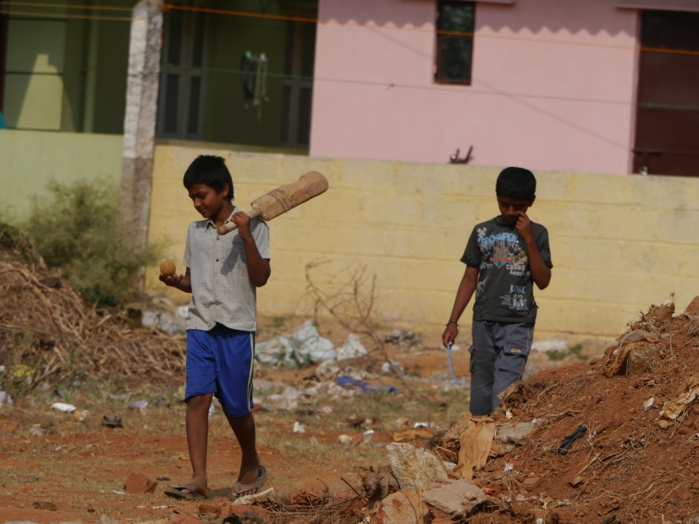 cricket in ramagondanahalli