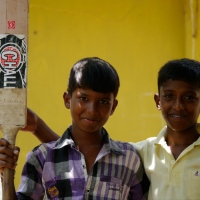 Visible and Invisible Cricketers