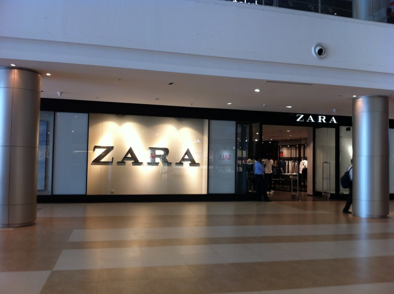 Zara at Phoenix mall