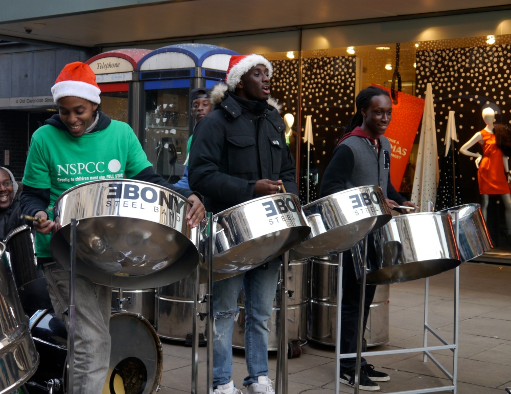 Ebony Steel Band