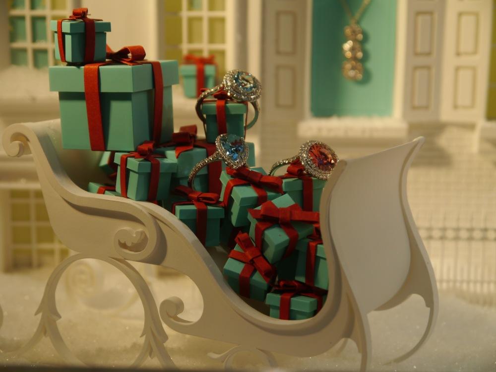Tiffany sleigh
