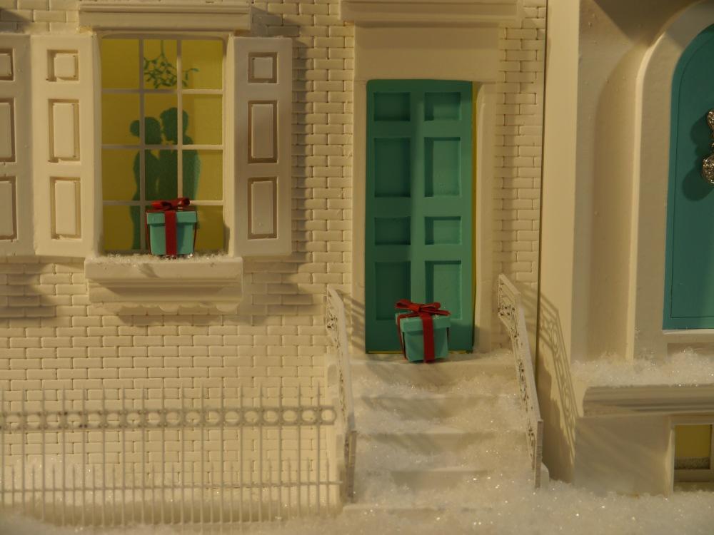 Tiffany doorstep