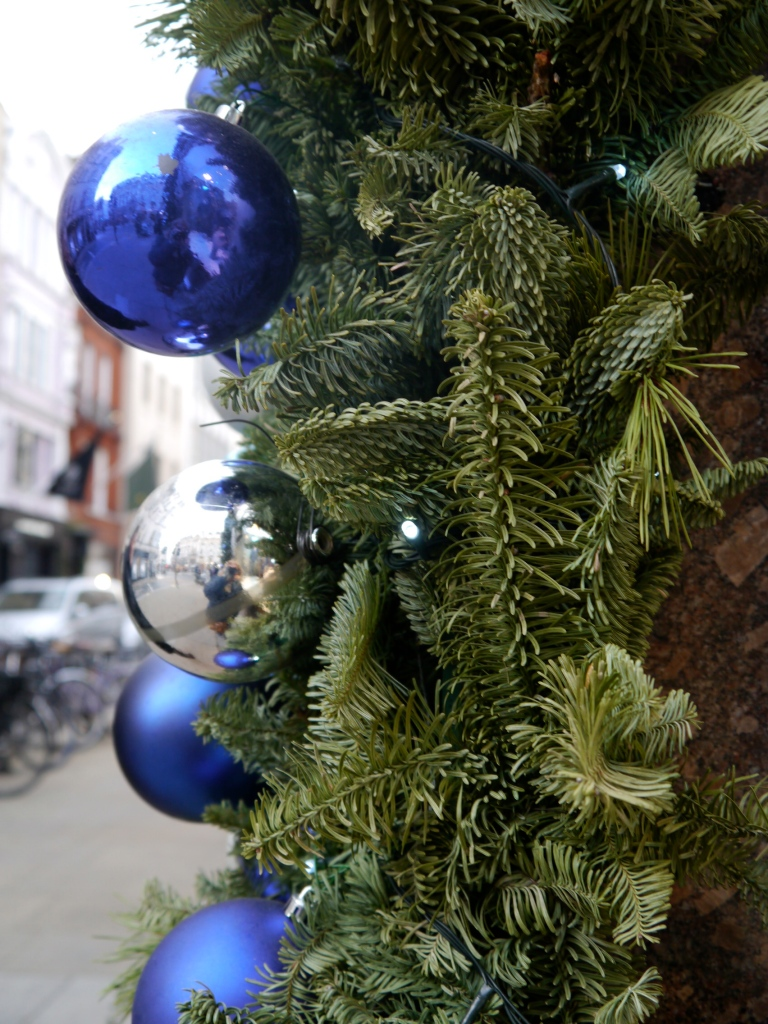 blue balls on bond street