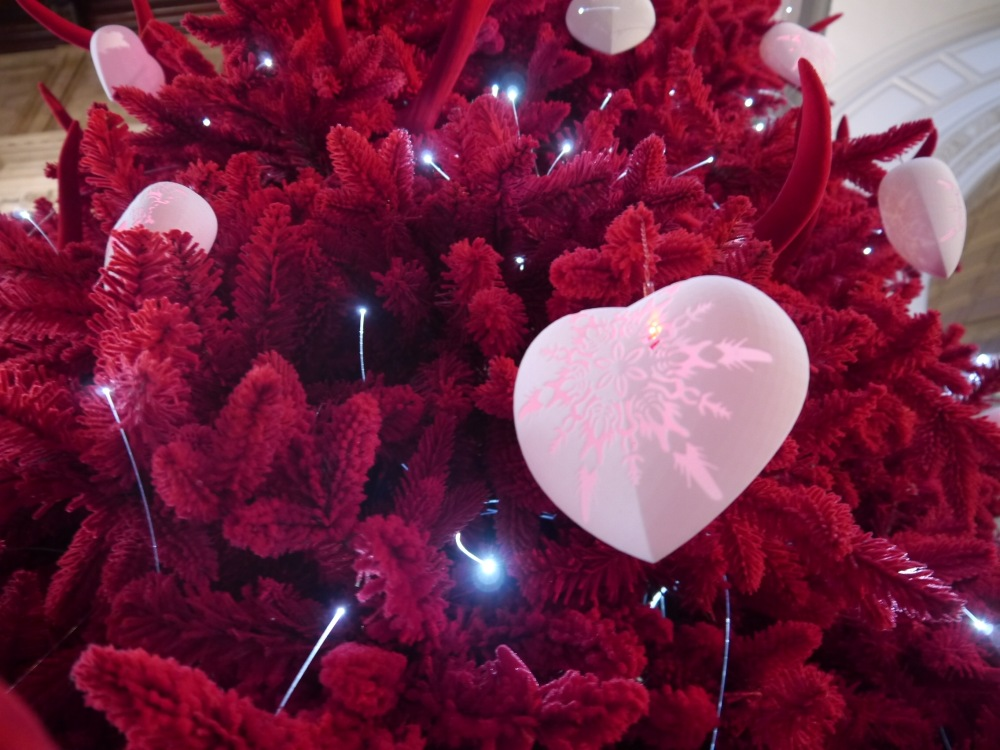 V&A Christmas Tree