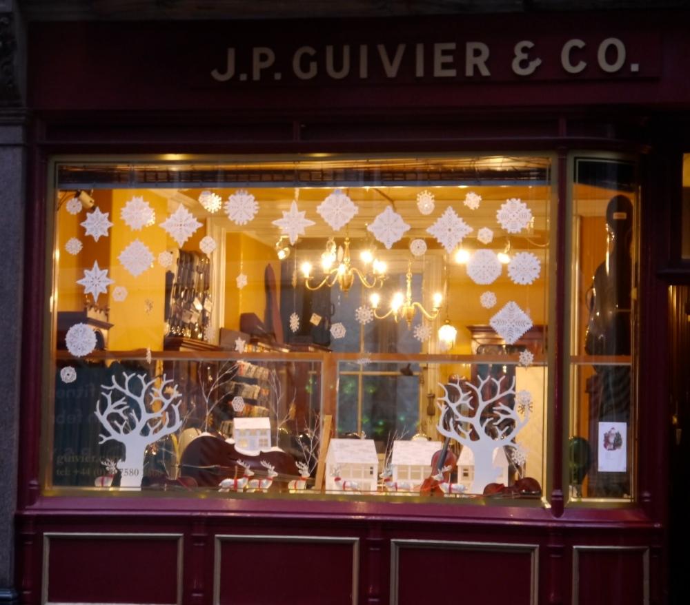 J P Guivier