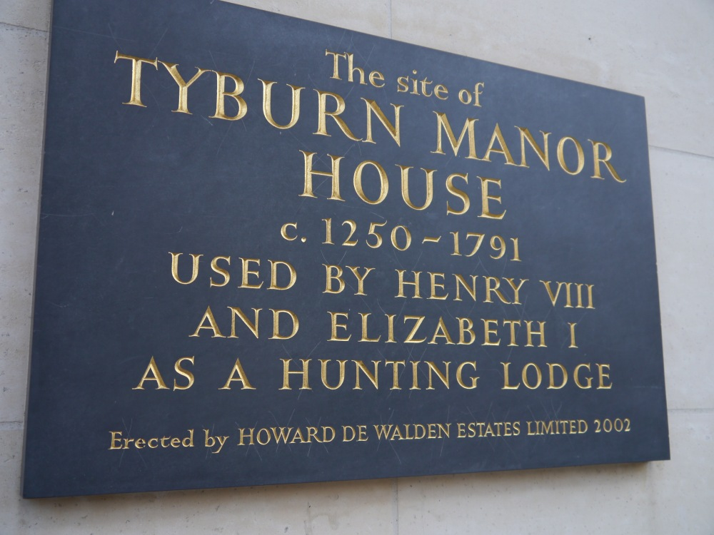 Tyburn Manor House