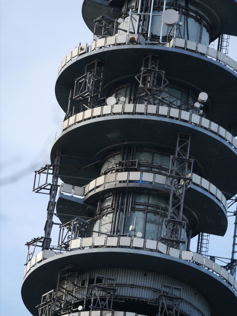 BT Tower communications