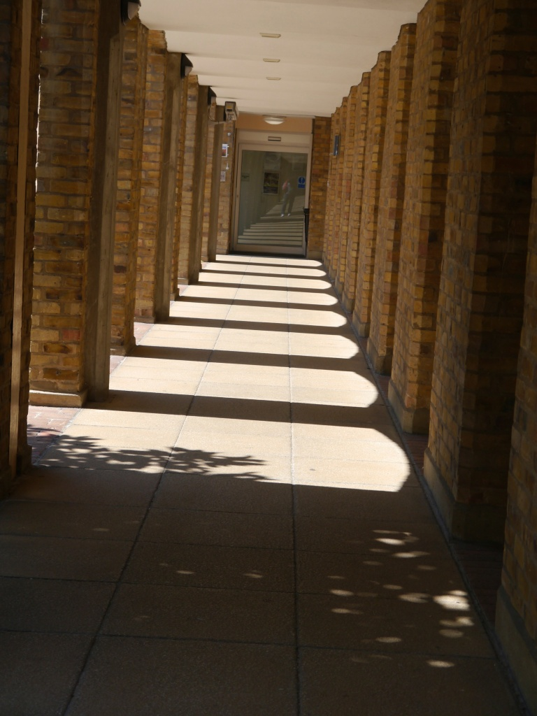 LBS cloisters