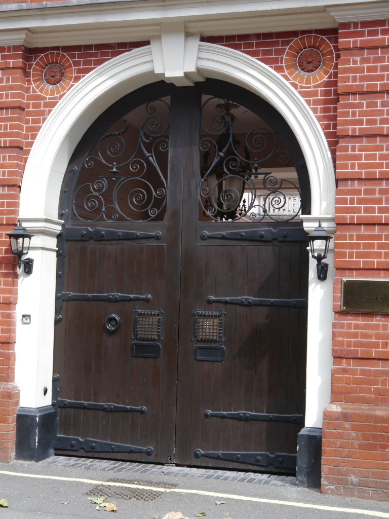 mayfair door