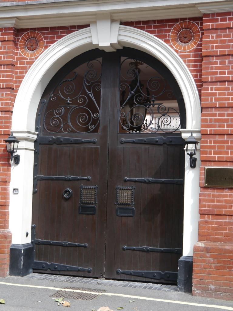 mayfair door