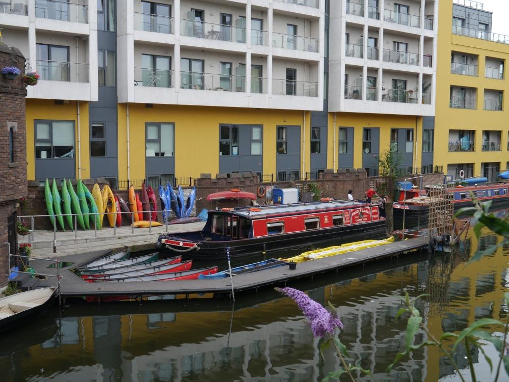 canal near camden