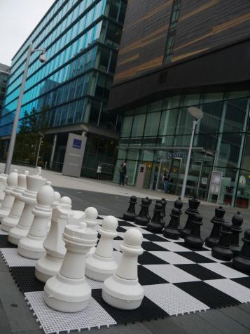 Kingdom Street chess