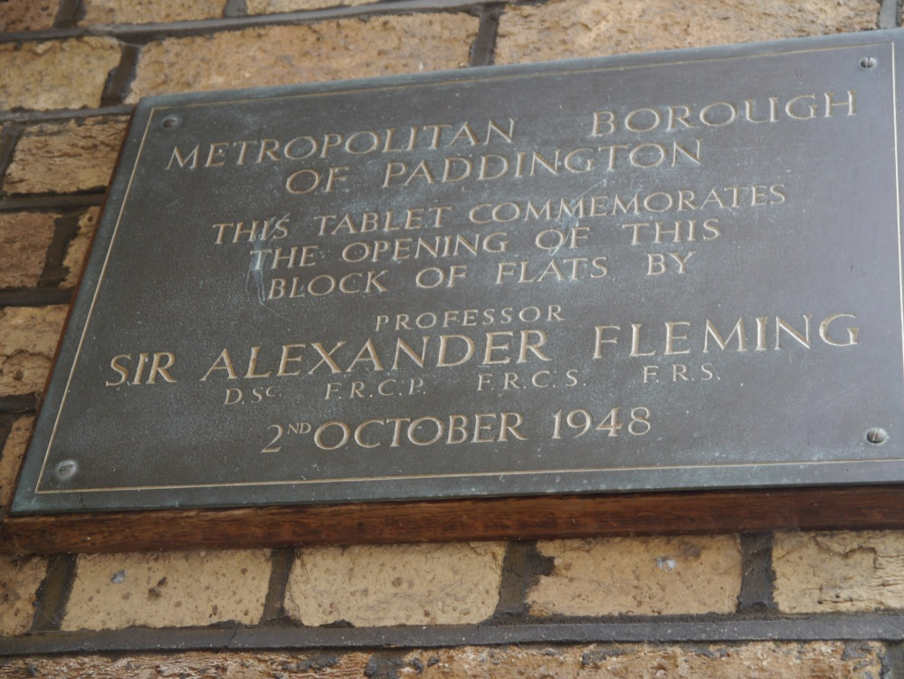 Fleming Court sign