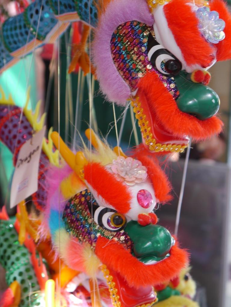 Hong Kong decorations
