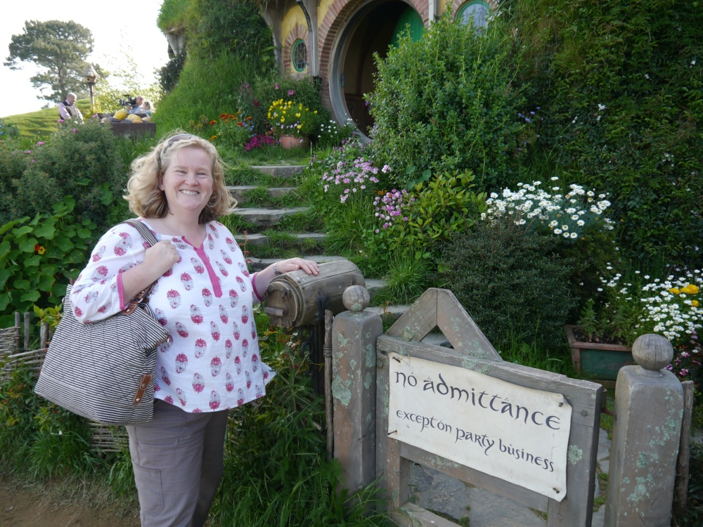 Karolyn at Bag End