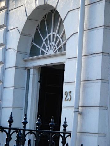 23 Dev Place door