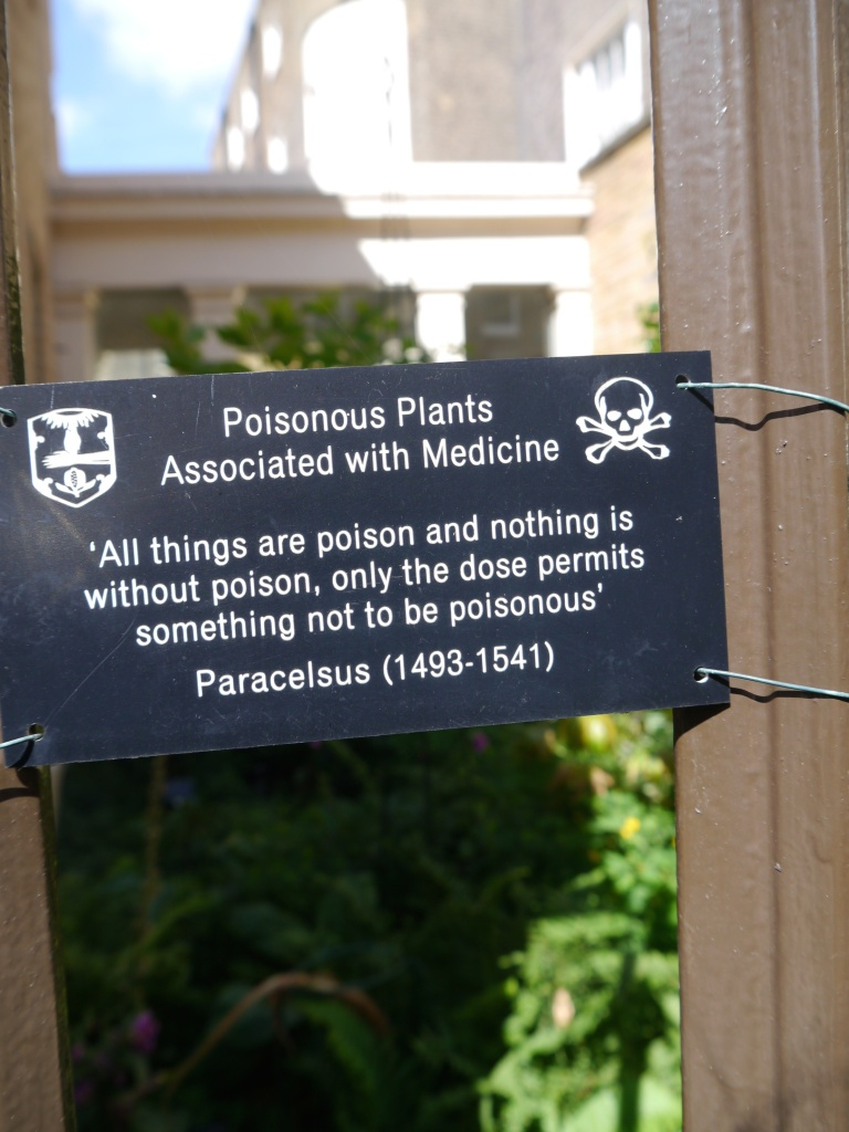 Poisonous Plants in Peto Place