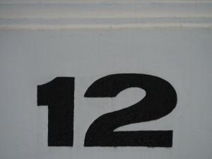 twelve (1)