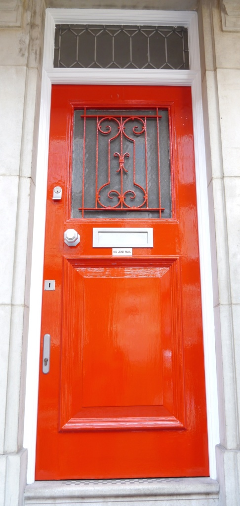 KC Blog Red Door