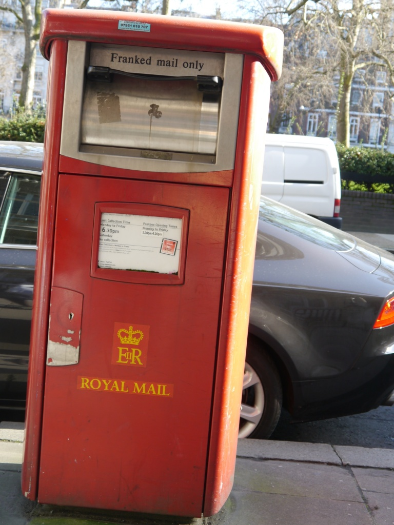 postbox cavendish sq