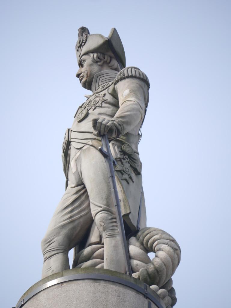 Trafalgar Square- Nelson