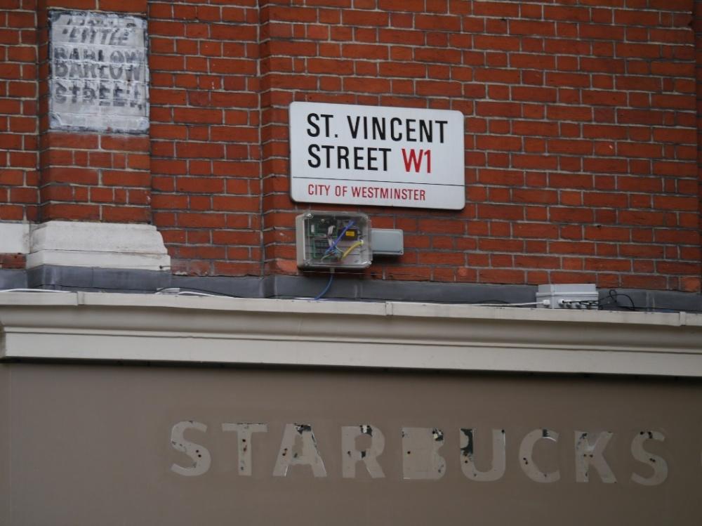 Starbucks on M High St