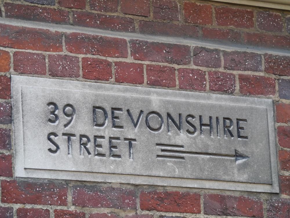 39 Devonshire Street