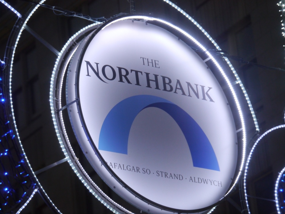 Northbank sign 2