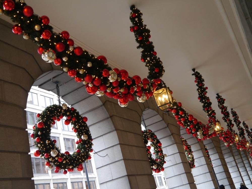 Ritz cloisters