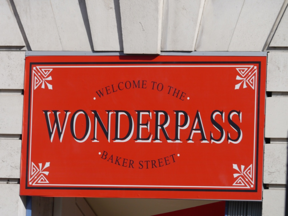 Wonderpass welcome